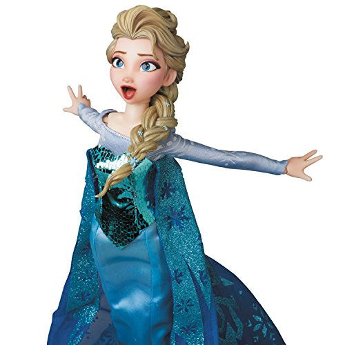Image 5 for Frozen - Elsa - Real Action Heroes No.729 - 1/6 (Medicom Toy)