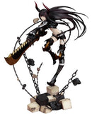 Thumbnail 1 for Black ★ Rock Shooter - Black ★ Gold Saw - 1/8 - Anime Ver. (Good Smile Company)