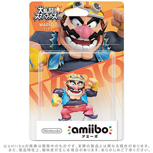 Image 2 for amiibo Super Smash Bros. Series Figure (Wario)