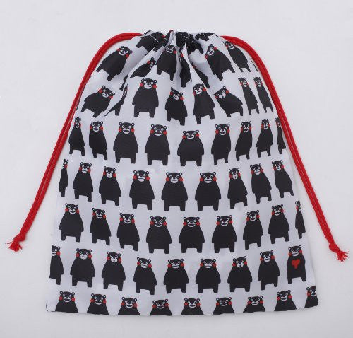 Image 3 for Kumamon Calender Japanese Character Book W/Tote Bag & Purse & Charm