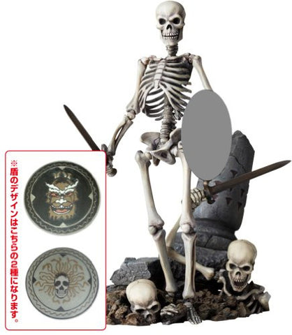 Image for Jason and the Argonauts - Revoltech - Revoltech SFX 020 - Skeleton Army - 2nd Ver. (Kaiyodo)