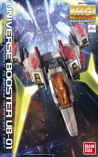 Image 2 for Gundam Build Fighters - MG - Universe Booster UB-01 - 1/100 (Bandai)