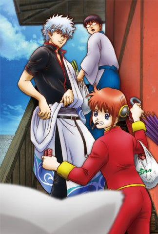Image for Gintama Season 4 Vol.1 [DVD+CD Limited Edition]