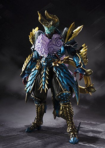 Image 12 for Monster Hunter - Hunter - Jinouga - S.H.Figuarts - Tamashii Mix (Bandai)
