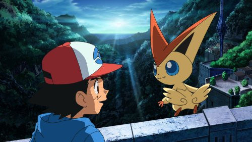 Image 5 for Pocket Monsters Best Wishes The Movie: Victini And The Black Hero: Zekrom Victini And The White Hero: Reshiram