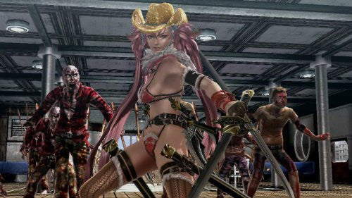 Image 9 for Onechanbara Z Kagura: with Nonono!