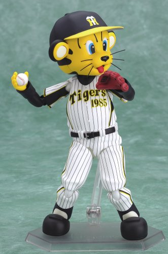 Image 5 for Hanshin Tigers - Tolucky - Figma #021 - Homerun Ver. (Max Factory)