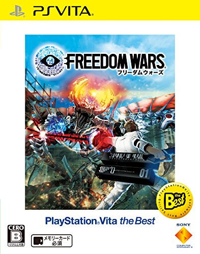 Image 1 for Freedom Wars (Playstation Vita the Best)
