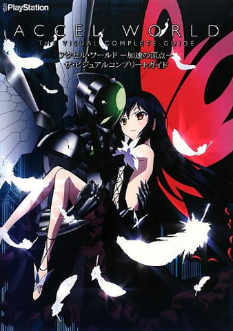 Image for Accel World: Kasoku No Chouten The Complete Guide