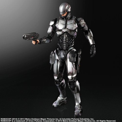 Image 6 for RoboCop - Play Arts Kai - 1.0 (Square Enix)