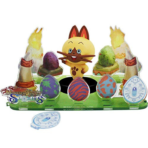 Image 2 for Monster Hunter Stories - amiibo Diorama Kit