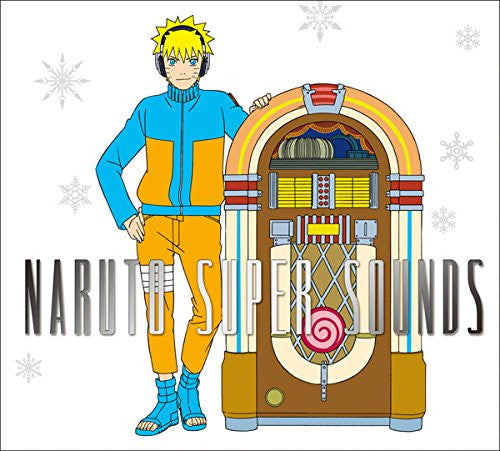 Image 1 for NARUTO SUPER SOUNDS