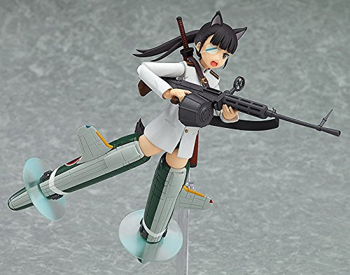 Image 4 for Strike Witches Movie - Sakamoto Mio - Figma #282 (Max Factory)