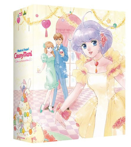Image for Magical Angel Creamy Mami Blu-ray Memorial Box