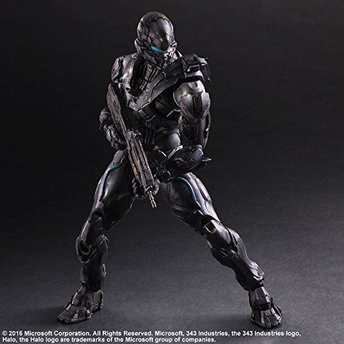 Image 5 for Halo 5: Guardians - Spartan Locke - Play Arts Kai (Square Enix)