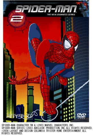 Image 1 for Spider-Man New Anime Series Vol.2