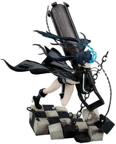 Image for Black ★ Rock Shooter - 1/8 - Anime Ver. (Good Smile Company)