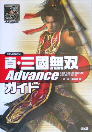 Image 1 for Dynasty Warriors Advance Guide Book / Ps2