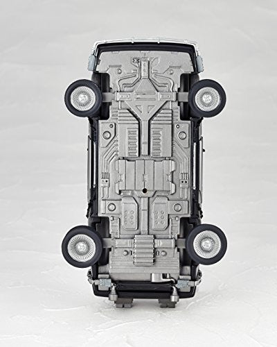 Image 3 for Back to the Future Part II - DeLorean Time Machine - Figure Complex Movie Revo No.001 - Revoltech (Kaiyodo)