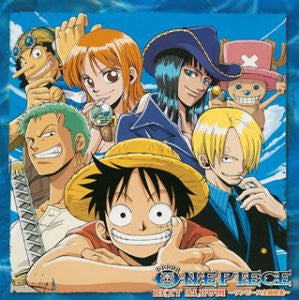 Image 1 for ONE PIECE BEST ALBUM ~One Piece Shudaikashuu~