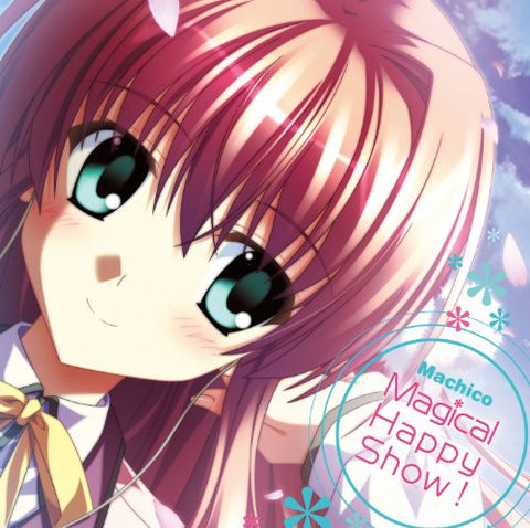 Image for Magical Happy Show! / Machico