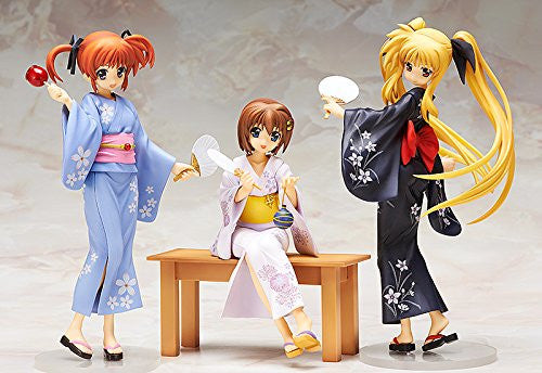 Image 6 for Mahou Shoujo Lyrical Nanoha The Movie 2nd A's - Takamachi Nanoha - 1/8 - Yukata ver. (FREEing)