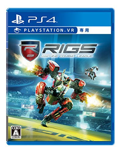 Image 1 for RIGS: Mechanized Combat League