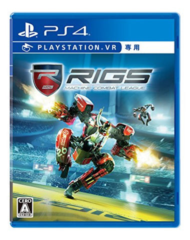 Image for RIGS: Mechanized Combat League