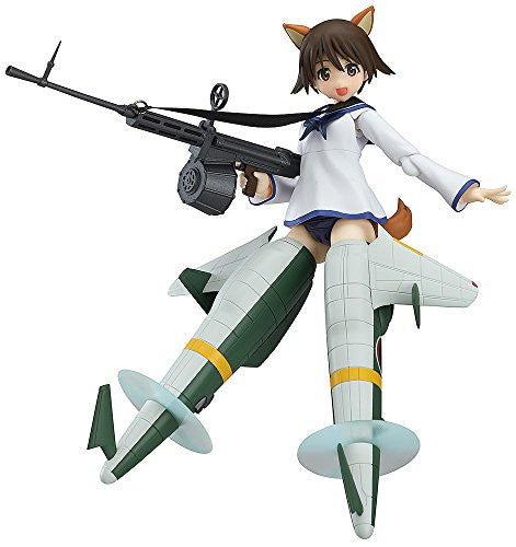 Image 1 for Strike Witches Movie - Miyafuji Yoshika - Figma #275 - Shinden Ver. (Max Factory)