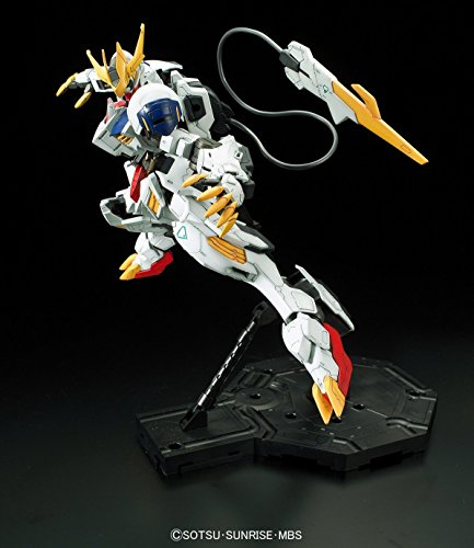Image 4 for Kidou Senshi Gundam Tekketsu no Orphans - ASW-G-08 Gundam Barbatos Lupus Rex - 1/100 Gundam Iron-Blooded Orphans Model Series - 1/100 (Bandai)