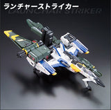 Thumbnail 2 for Kidou Senshi Gundam SEED - RG #06 - FX550 Sky Grasper with Launcher Sword Pack - 1/144 (Bandai)