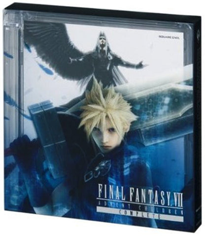 Final Fantasy VII Advent Children Complete [First Print w/ Final Fantasy XIII Trial Version]