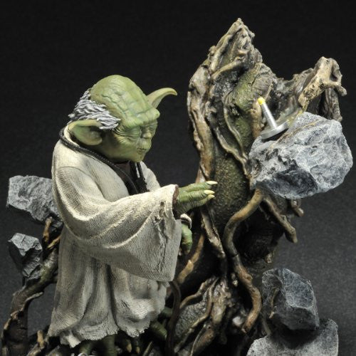 Image 5 for Star Wars - Yoda - ARTFX Statue - 1/7 - Empire Strikes Back ver. Episode V ver. (Kotobukiya)