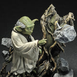 Thumbnail 5 for Star Wars - Yoda - ARTFX Statue - 1/7 - Empire Strikes Back ver. Episode V ver. (Kotobukiya)