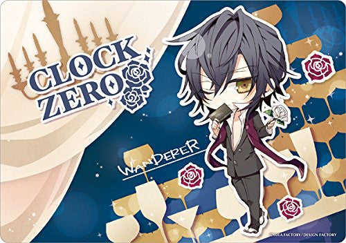 Image 1 for Clock Zero ~Shuuen no Ichibyou~ - Hourousha - Mousepad (Gift)