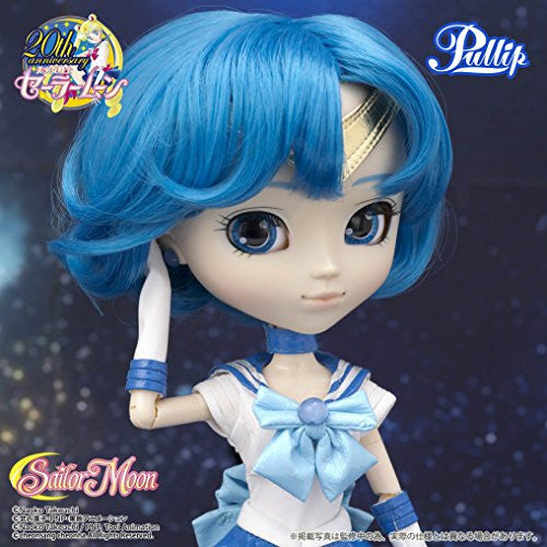Image 6 for Bishoujo Senshi Sailor Moon - Sailor Mercury - Pullip P-136 - Pullip (Line) - 1/6 (Groove)