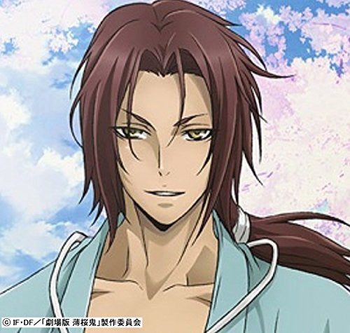 Image 5 for Hakuouki Shinsengumi Kitan Movie 1 - Kyoto Ranbu - Harada Sanosuke - Dakimakura Cover (Gate)