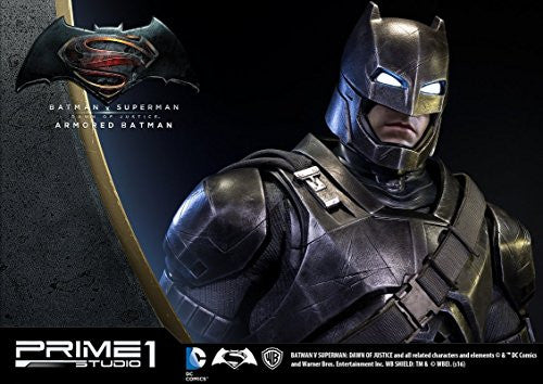 Image 7 for Batman v Superman: Dawn of Justice - Batman - High Definition Museum Masterline Series HDMMDC-06 - 1/2 - Armored (Prime 1 Studio)