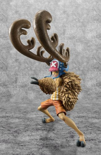 "Image 7 for One Piece - Tony Tony Chopper - Excellent Model - Portrait Of Pirates ""MAS"" - 1/8 - Horn Point (MegaHouse)"