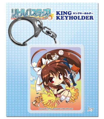 Image 1 for Little Busters! - Natsume Rin - Keyholder - King Keyholder (Toy's Planning)