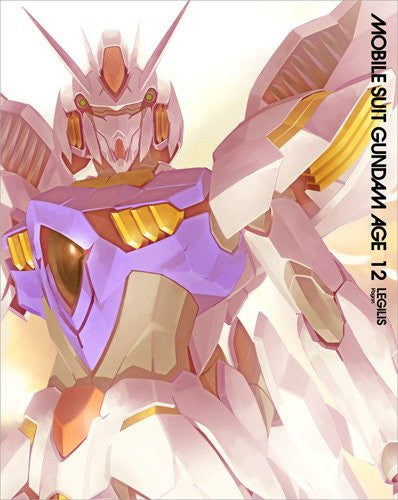 Image 1 for Mobile Suit Gundam Age Vol.12 [Deluxe Limited Edition]