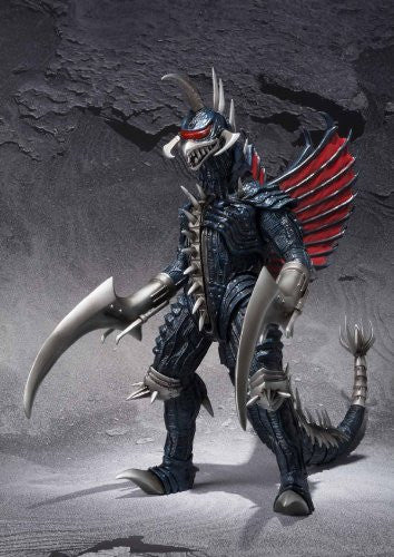 Image 2 for Gojira Final Wars - Gigan - S.H.MonsterArts - Final Wars ver. (Bandai)