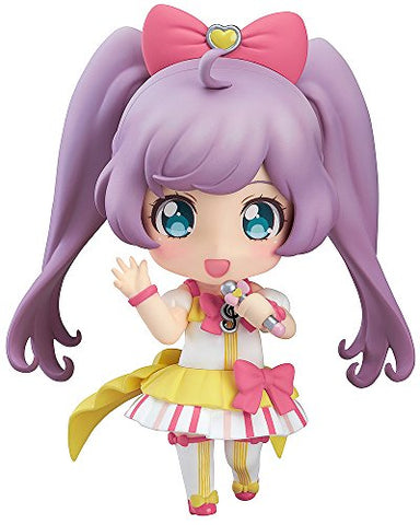 Image for PriPara - Manaka Lala - Nendoroid - Nendoroid Co-de - Twinkle Ribbon Cyalume Co-de Ver. (Good Smile Company)
