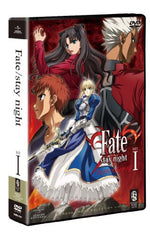 Fate/stay Night DVD Set 1