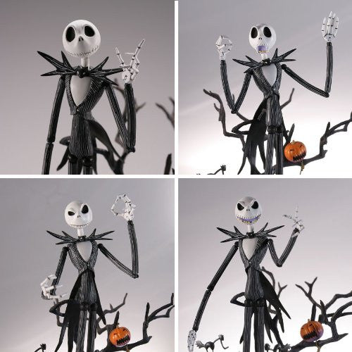 Image 5 for The Nightmare Before Christmas - Jack Skellington - Legacy of Revoltech LR-042 - Revoltech - Revoltech SFX #05 (Kaiyodo)