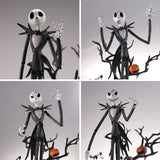 Thumbnail 5 for The Nightmare Before Christmas - Jack Skellington - Legacy of Revoltech LR-042 - Revoltech - Revoltech SFX #05 (Kaiyodo)