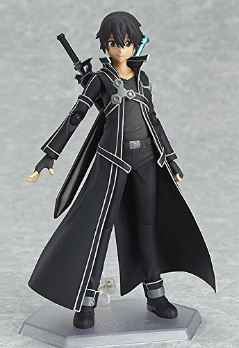 Image 2 for Sword Art Online - Kirito - Figma #174 (Max Factory) - Reissue
