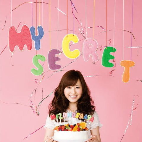 Image for My Secret / Saaya Mizuno [Limited Edition]