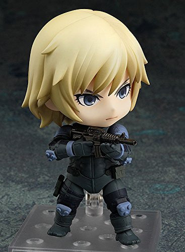 Image 5 for Metal Gear Solid 2: Sons of Liberty - Raiden - Nendoroid #538 (Good Smile Company)