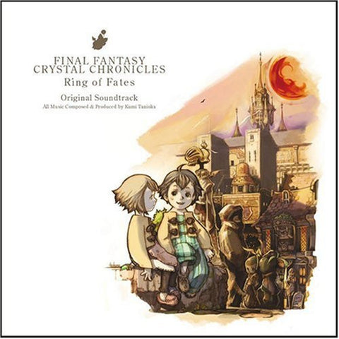 Image for FINAL FANTASY CRYSTAL CHRONICLES Ring of Fates Original Soundtrack